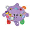 K's Kids K's Kids Polip plüss foglalkoztató, 60 színes labdával plüssfigura