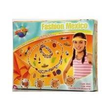 Mexikói Divat gyöngyfűző készségfejlesztő szett gyöngy készlet