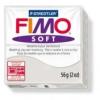 Gyurma, 56 g, égethető, FIMO Soft, delfinszürke