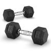 Capital Sports Hexbell 7,5, 7,5kg, kézisúlyzó pár (dumbbell)