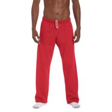 GILDAN férfi jogging alsó piros (Gildan férfi jogging alsó piros)