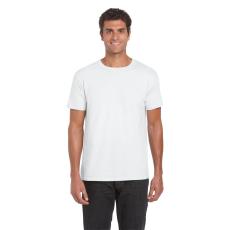 GILDAN Softstyle Gildan póló, fehér (Softstyle Gildan póló, fehér)
