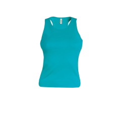 KARIBAN női trikó, türkíz (Kariban női trikó, türkíz)