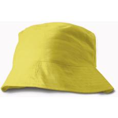 Vászonkalap, sárga (Vászonkalap, sárga)