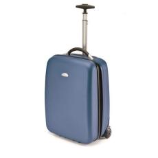Kerekes utazótáska ABS mûanyagból, kék (Kerekes utazótáska nagy szilárdságú ABS mûanyagból.)