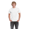 GILDAN környakas póló, fehér (Gildan környakas póló, fehér)
