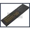 Sony VAIO VPC-SD18EC 4200 mAh 6 cella fekete notebook/laptop akku/akkumulátor utángyártott