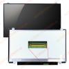 Chimei Innolux N140B6-L06 Rev.C2 kompatibilis fényes notebook LCD kijelző