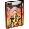 Füzetbox A5 - STAR WARS - REBELS orange