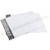 Csomagoló tasak öntapadós csíkkal 190×250 mm fehér / belül fekete