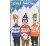 Európa Könyvkiadó Három ember a hóban irodalom