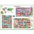 Stiefel Eurocart Kft. Stiefel Világ zászlói A3 könyöklő duo