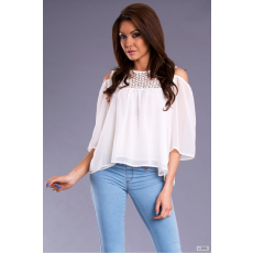 yournewstyle Blouse model 41153 YourNewstílus