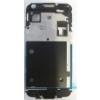 Samsung J100 Galaxy J1 Duos lcd keret fekete*