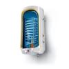 TS 120 literes fali bojler+ 1 hõcserélõ + 2 kW fűtőbetét. Iindirekt tároló és villanybojler 1 hőcserélővel, napkollektor rendszerekhez is