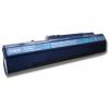 Acer Aspire One sötétkék Akkumulátor 6600mAh