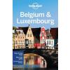 Lonely Planet útikönyv Belgium, Luxemburg 2013