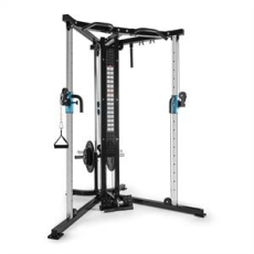 Capital Sports Distendor, 25/50 mm nyílású súlyok, csigás gép
