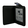 C-Tech Amazon Kindle 6 Touch with compact light, E-book olvasó tok (fekete)