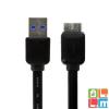 CELLECT Adatkábel, Samsung Note3 fekete