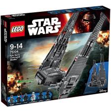 LEGO Star Wars: Kylo Ren parancsnoki siklója 75104 lego
