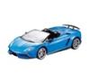 1:14 méretarányú, kék RC autó rc autó