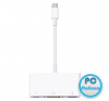 Apple USB-C VGA Multiport Adapter kábel és adapter