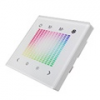 Fali RGB DMX LED vezérlő (DMX-RGBLN) - 144 Watt - fehér