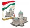 CubicFun Esztergomi Bazilika 3D Puzzle, 111 db puzzle, kirakós