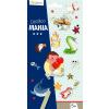 Avenue Mandarine Decalco Mania - Rosszfiú satírozós matrica