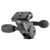 Velbon PHD-65D 3D állványfej, fekete (QB-62)