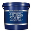 Scitec Nutrition 100% Whey Protein 5000 g white chocolate  - 5000g