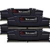 G.Skill F4-3200C16Q-32GVKB RipjawsV DDR4 RAM G.Skill 32GB (4x8GB) Quad 3200Mhz CL16 1.35V