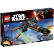 LEGO Star Wars  Poe X-szárnyú vadászgép 75102