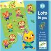 DJECO Lotto - A 4 kis barát