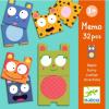 D Jeco Djeco Memóriajáték - Mókás állatok