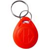 Soyal AM KeyTag No.2 13.56 MHz piros kulcstartós Proximity tag