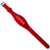 Soyal AM Wristband No.7 125 kHz piros proximity szilikon karkötő