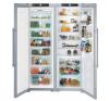 Liebherr SBSes 7253 hűtőgép, hűtőszekrény