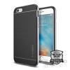 Spigen SGP Neo Hybrid Apple iPhone 6/6s Satin Silver hátlap tok