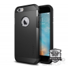 Spigen SGP Tough Armor Apple iPhone 6/6s Black hátlap tok