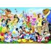 Educa : Disney világa - 100 darabos fakirakó - puzzle