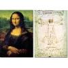 Educa : Da Vinci - 2×1000 darabos kirakó - puzzle