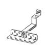 Ariston Ferdetetős rögzítő készlet alacsonycserepű tetőhöz, XP kollektorhoz