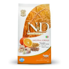Farmina N&D Low Grain Adult Cat tőkehal & narancs - 3 x 1,5 kg