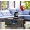 Sangean WR-5 AM/FM-RDS szintézeres sztereó asztali rádió iPod dokkolóval