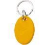 Soyal AM KeyTag No.5 125 kHz sárga kulcstartós Proximity tag biztonságtechnikai eszköz