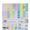 "APLI Mintás kartonpapír Scrapbooking-hoz, 30,5 x 31,5, APLI, ""Judy"""
