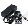 Asus W3A  5.5*2.5mm 19V 3.42A 65W fekete notebook/laptop hálózati töltő/adapter utángyártott