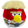Angry Birds Star Wars Luke Skywalker Plüss figura - 15 cm-es